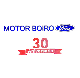 Motor Boiro Ford